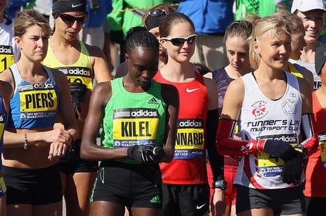 Tips To Run Better From Boston Marathon Runners Slideshow | Keep running | Scoop.it