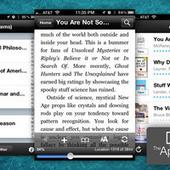 The Best Ereader for iPhone | Apple Rocks! | Scoop.it