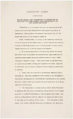 Executive Order 9981: Desegregation of the Armed Forces (1948) | USH Portfolio: The Civil Rights Movement | Scoop.it