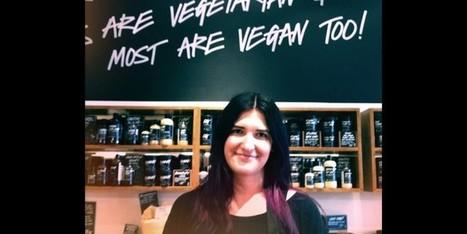 Des employés de Lush deviennent vegan pour 5 jours | Alimentation - santé - environnement | Scoop.it