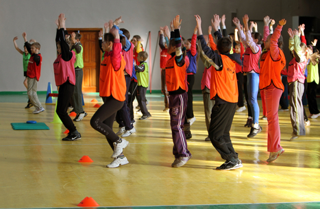 The Evolving World of Physical Education | Department | Scoop.it