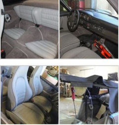 auto interior restorations | Porschetopsandinteriors | Services | Scoop.it