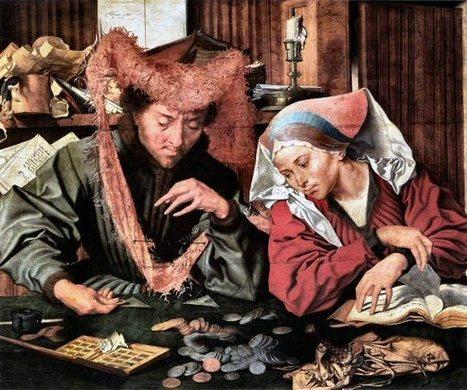 Le commerce au Moyen âge. | Le commerce dans les villes au moyen age | Scoop.it