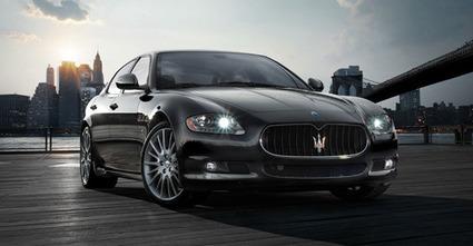 Diesel Maserati poderá ter ruído artificial   Motores   Scoop.it
