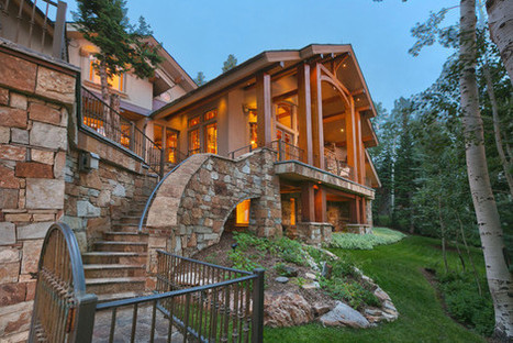 A luxury auction in Park City, Utah is today's House of the Day | Luxury Real Estate Auctions | Scoop.it