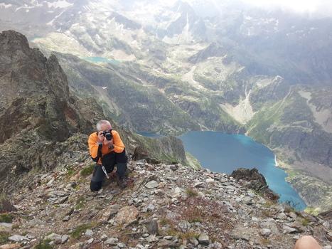 Du sommet du Hourgade, en vallée du Louron - Caroline David | Vallée d'Aure - Pyrénées | Scoop.it