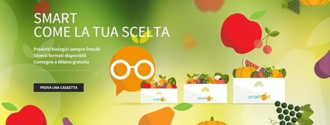 Bio a domicilio? Chiedilo a Smart Food! | Web Marketing Fan | Scoop.it
