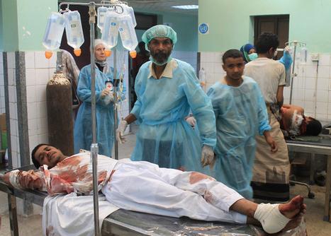 La situation humanitaire se dégrade au Yémen | l'action humanitaire | Scoop.it