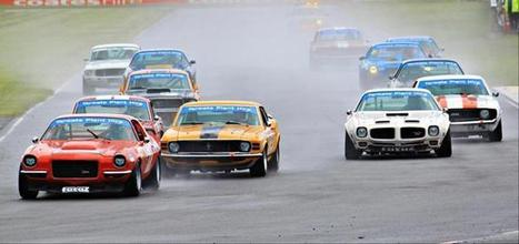 The Kiwis are coming this weekend at Queensland Raceway - OzRacingWrap | Australian Muscle Cars | Scoop.it