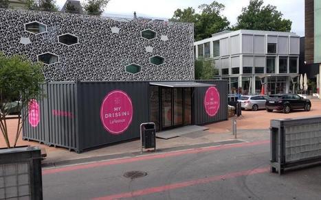 La Redoute passe du e-commerce au showroom connecté à Lausanne   Digital et Expérience client omnicanal   Scoop.it