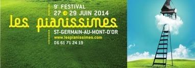 Chaise longue et piano au Festival Les Pianissimes | Cultur' Kraft | Culture | Scoop.it