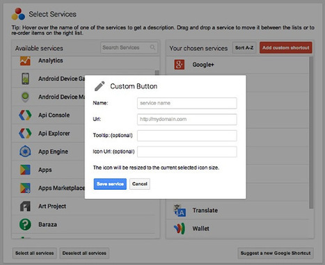Comment organiser très facilement le nouveau lanceur d'applications de Google | netnavig | Scoop.it