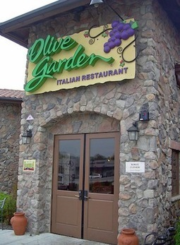 Olive Garden Will Provide Free Babysitting If You'll Eat Dinner There (One-Night Only) | Kickin' Kickers | Scoop.it