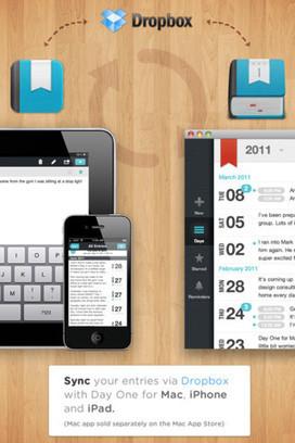 Hva med en Dagbok på din iPad? | Skolebibliotek | Scoop.it