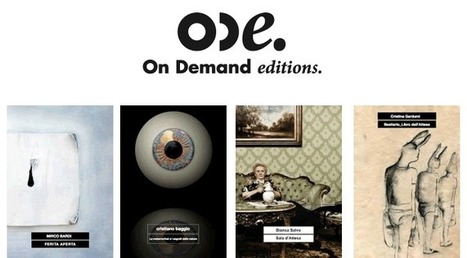 ODE, art publishing and exhibitions | ItalianDirectory | Digital publishing and printing | Scoop.it