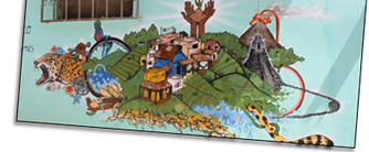 Pedal powered water pumps, threshers, blenders, tile makers and more | Peer2Politics | Scoop.it