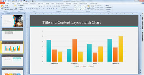 Free Business Direction Template for PowerPoint 2013 | PowerPoint Presentation | Powerpoint Designs Free Download | Scoop.it