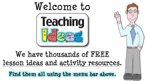 Teaching Ideas - Free lesson ideas, plans, activities and resources for use in the primary classroom. | my teach resources | Scoop.it