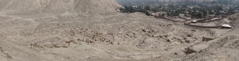Sitio Arqueólogico de Panquilma, Cieneguilla, Perú | Turismo Perú | Scoop.it
