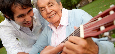 "How Music 'Radically' Improves the Brain, Dementia, and Alzheimer's (""turn off noise; bring on music"") 