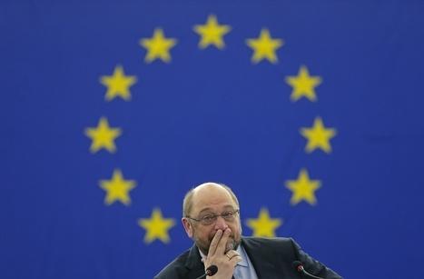 Parlement européen: Martin Schulz fait de la résistance | L'Europe en questions | Scoop.it