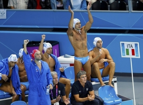 33 Things To Love About Men's Water Polo | JIMIPARADISE! | Scoop.it