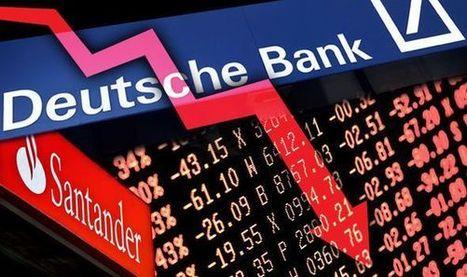 CNA: MAS vale que gobierne PODEMOS - Deutsche Bank, Credit Suisse, Santander y Barclays al borde de provocar nueva crisis | La R-Evolución de ARMAK | Scoop.it