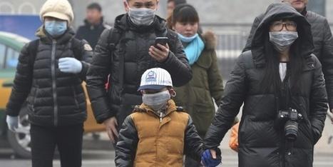 9 de cada 10 personas en mundo respira aire contaminado, según la OMS | #territori | Scoop.it