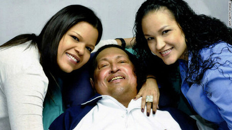 First photos of ailing Chavez released amid lengthy absence | News from the Spanish-speaking World | Scoop.it
