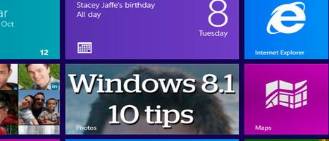 Windows 8.1 – 10 Interesting tips for Windows Users   Web Development Blog, News, Articles   Scoop.it