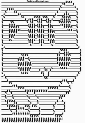 Tweet from @TweetingCount | ASCII Art | Scoop.it