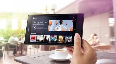Sony transforme le téléphone Xperia Z Ultra en tablette   L'actualité du monde des tablettes   Scoop.it