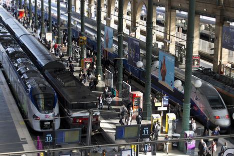 Les commerces de 12 grandes gares vont ouvrir le dimanche   Cadre(s) de vie - Mode(s) de vie   Scoop.it