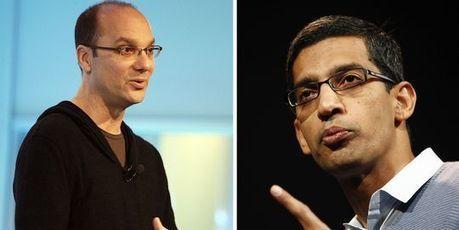 Google : le responsable d'Android remplacé   Inside Google   Scoop.it