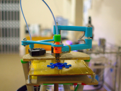 Will this $100 RepRap be the device that takes 3D printing to the masses?   ZDNet   Heron   Scoop.it