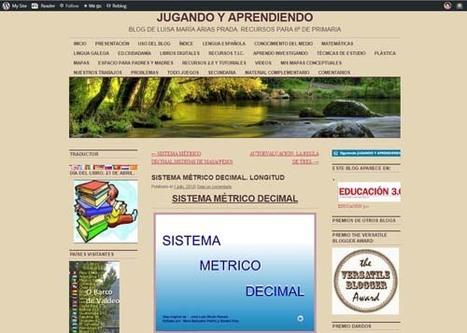 Recursos para estudiar el sistema métrico decimal - Educación 3.0 | FOTOTECA INFANTIL | Scoop.it