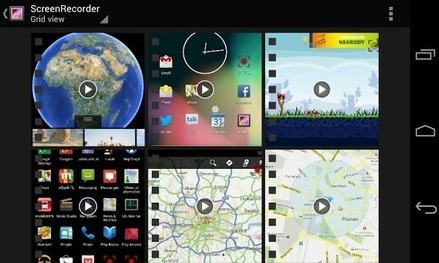 SCR Screen Recorder Free ★root - Applications Android sur Google Play | Into the Driver's Seat | Scoop.it