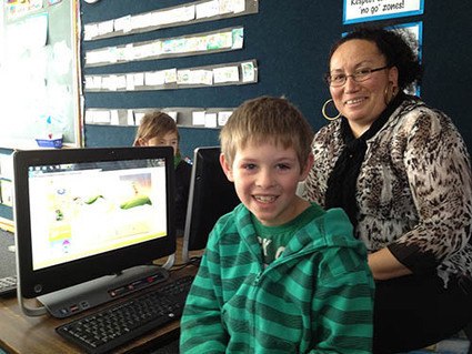 First-time principal embraces Blended e-Learning | BYOD iPads | Scoop.it