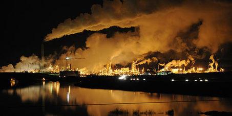 """Le Canada fait la """"promo"""" de son pétrole issu des sables bitumineux   L'industrie de l'économie verte et durable all around the world!   Scoop.it"""