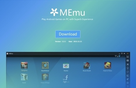 MEmu emulator lets you play Android games on PC | Bazaar | Scoop.it