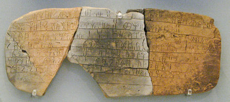 How One Woman Nearly Deciphered A Mysterious Script   KMUW   Ancient Origins of Science   Scoop.it