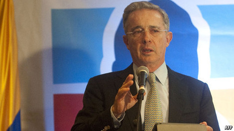 Uribe's new platform | Colombia | Scoop.it