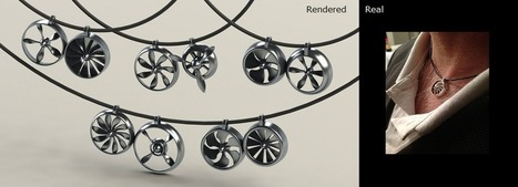 One Just One: Unique 3D printed Jewelery | Additive Manufacturing News | Scoop.it