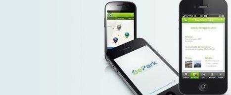 BePark speelt parkeerwachter op je smartphone - nieuws - Clickx | Showcases | Scoop.it