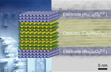 Oxide nanosheets trump current state-of-the art capacitor materials | Research | Scoop.it