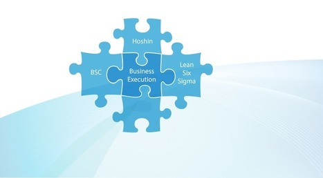Integrating Hoshin Planning, Lean Six Sigma and Balanced Scorecards | Strategy Execution | Scoop.it