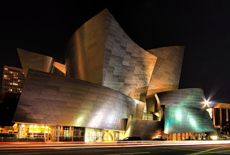 Frank Gehry Wins 2016 Annenberg Award | World Architecture | Scoop.it