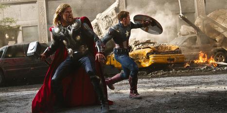 «Avengers»: le big bang de l'Art ludique | French Cosmopolites | Scoop.it