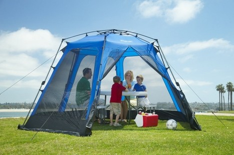 A camping tent for each season - Bestpopuptentsguide | Best Pop Up Tents Guide | Scoop.it