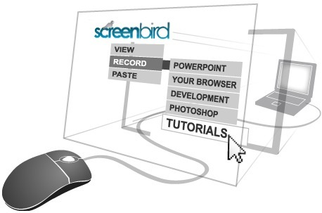 Screenbird - record your screen like a boss | Digital Presentations in Education | Scoop.it